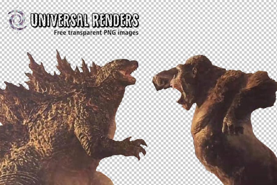 Godzilla Vs Kong Transparent Background Png Image Universalrenders Com Godzilla Vs Kong Godzilla Godzilla