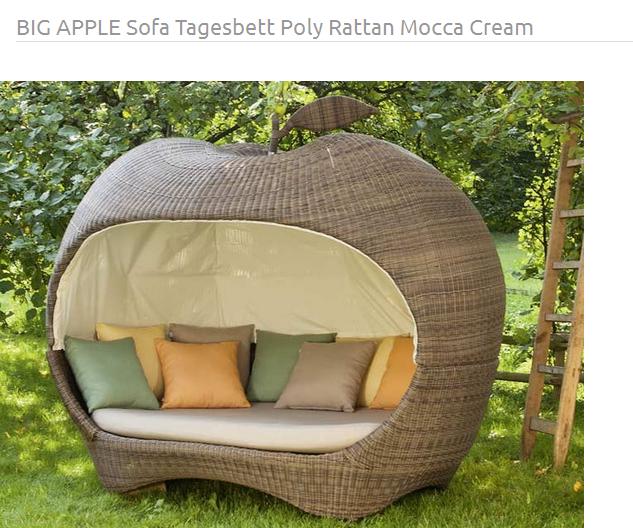 Big Apple Gartensofa Gartenlounge Loungesofa Lounge Von