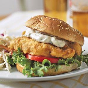 Fried Fish Sandwich Recipe - 5 Point Value - LaaLoosh    Follow  I really appreciate you, Thanks