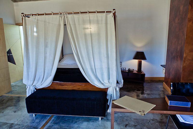 Junior suite de la Posada Casa del Abad de Ampudia hotel spa #hotelesconencanto #hotelesenpalencia #bucolichoteles