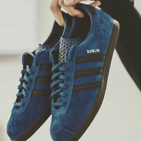 buy popular 40010 15961 The Taiwan Dublin and the Koln were the top three releases of 2017 by adidas,  along with the traditional Dublins.