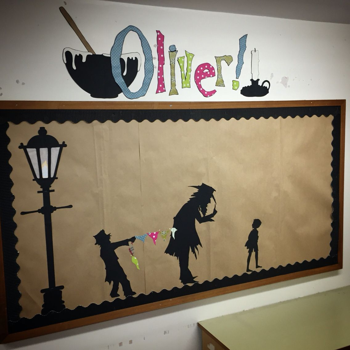 connecting art and science my grade students were given the ready for some work on oliver twist