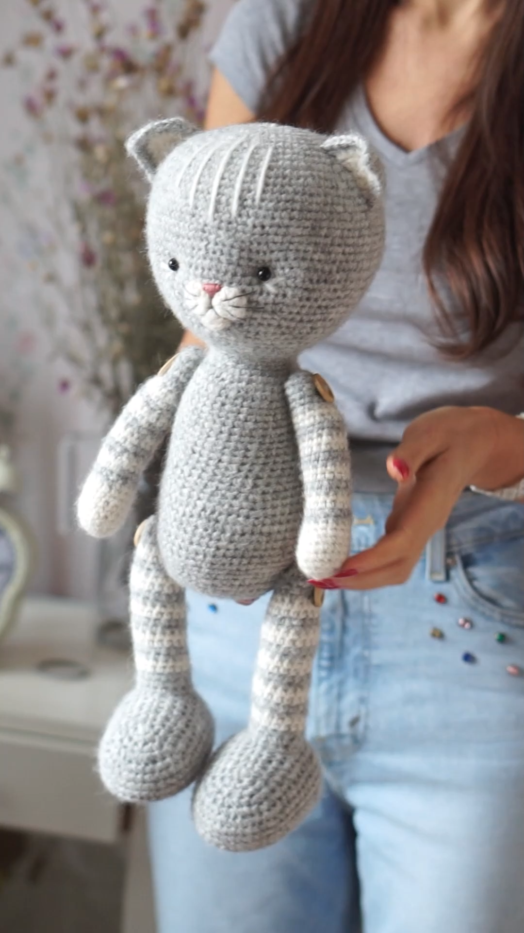 Photo of How to crochet cat – crochet pattern and expert tips by Plushkabunny