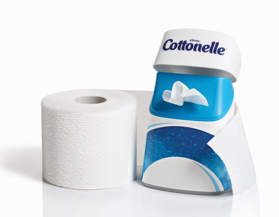 Cottonelle Flushable Wipes Wet Wipes Packaging Wipes Dispenser