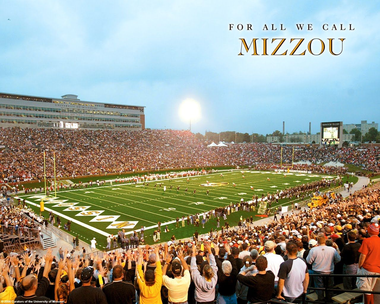 Mizzou Football Wallpaper Miz Zou Missouri Tigers Sec