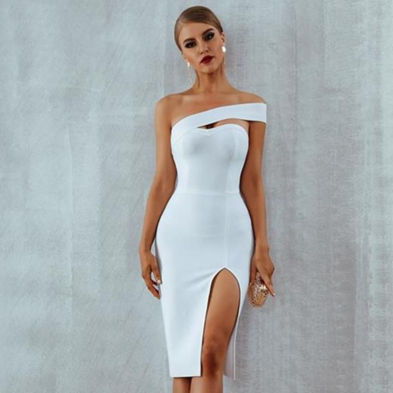 a881a4a02c0b All The Stars Midi Party Dress Strapless Dress, Bodycon Dress, Bandage  Dresses, Tights
