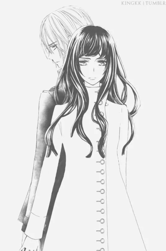 Kuran Ai & Ren Kiryu (Vampire Knight)   Vampire Knight   Pinterest ...