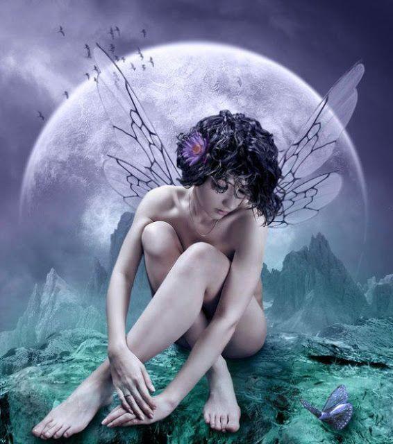 fairy Sexy fantasy art naked