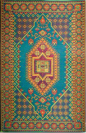 Oriental Turkish Outdoor Rug 6x9 For Only $99