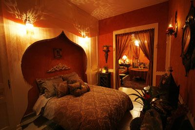 Chambre style marocain on pinterest chambre d for Photo chambre a coucher marocaine