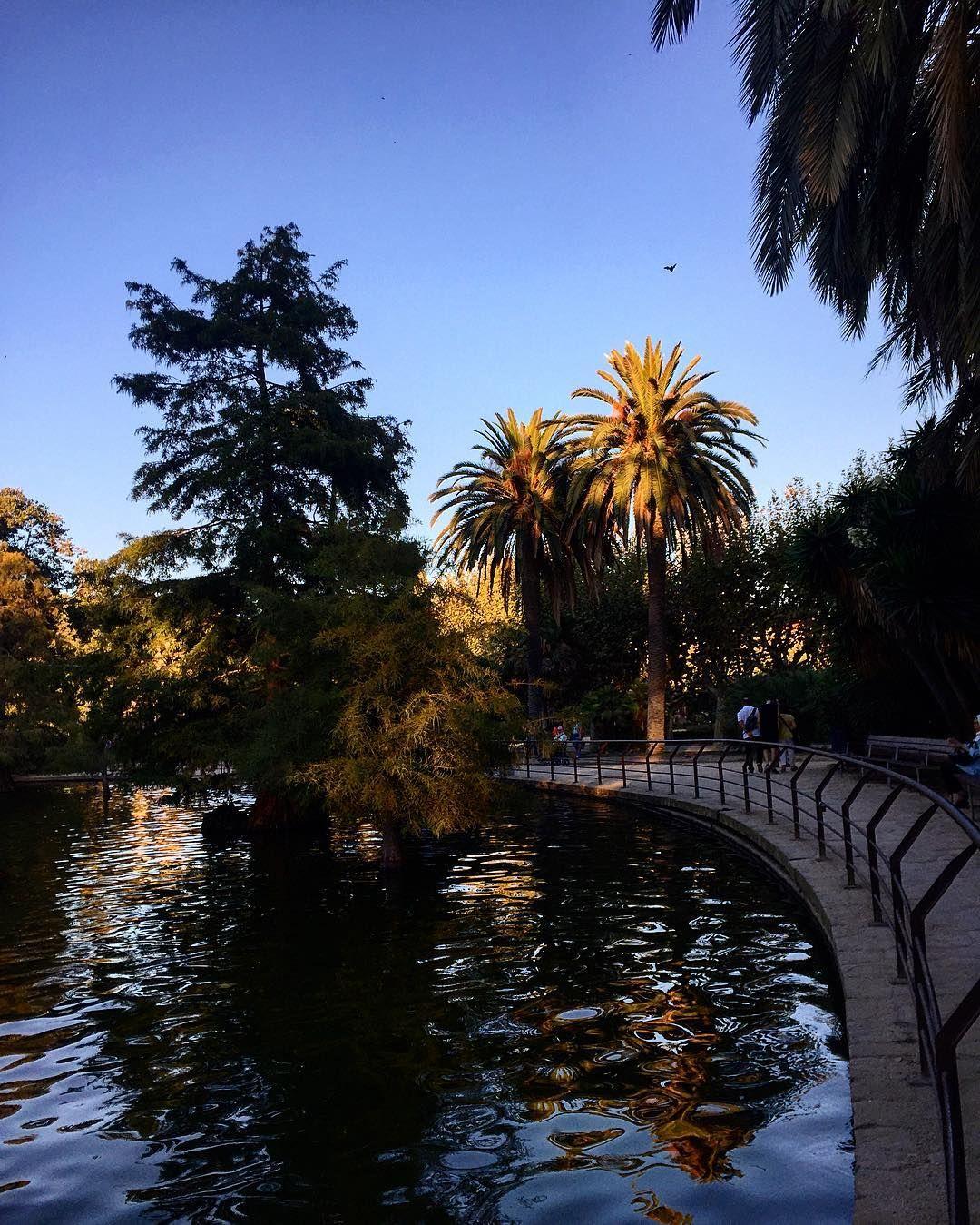 Parc de la Ciutadella - Barcelona