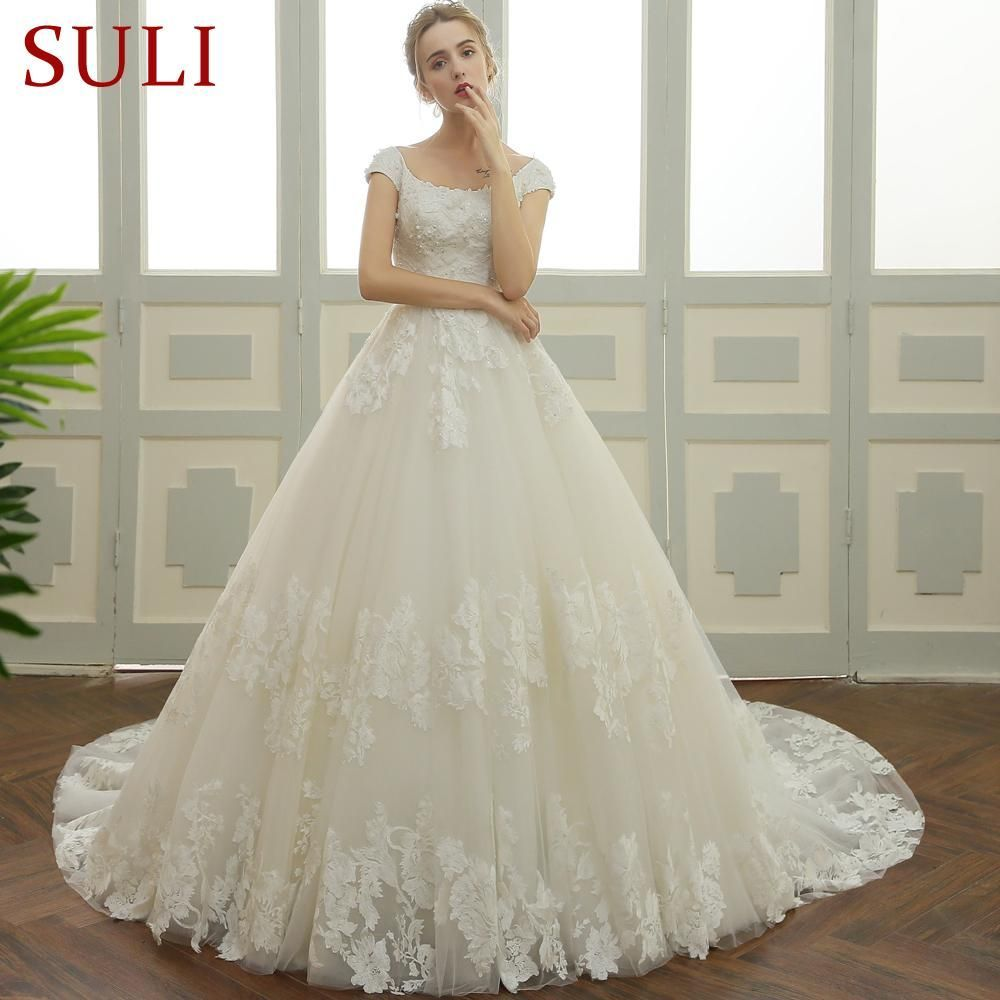 Sl new country western lace bridal dresses plus size wedding