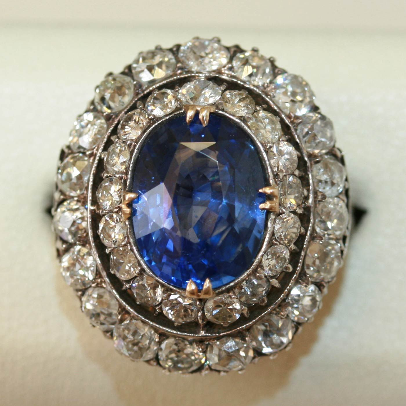 antique rings 1800 s buy antique sapphire ring sold
