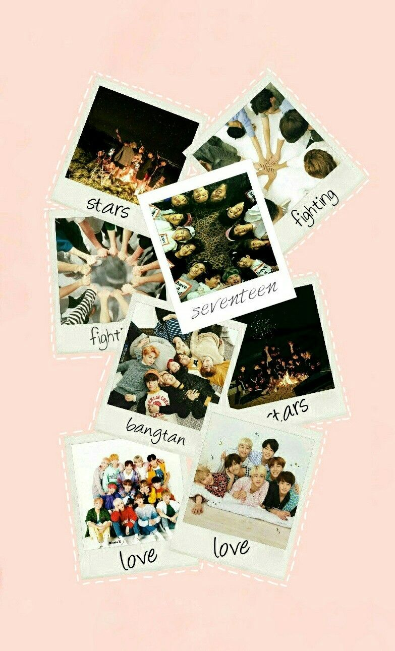 Seventeen Bts Wallpaper With Images Bts Wallpaper Wallpaper