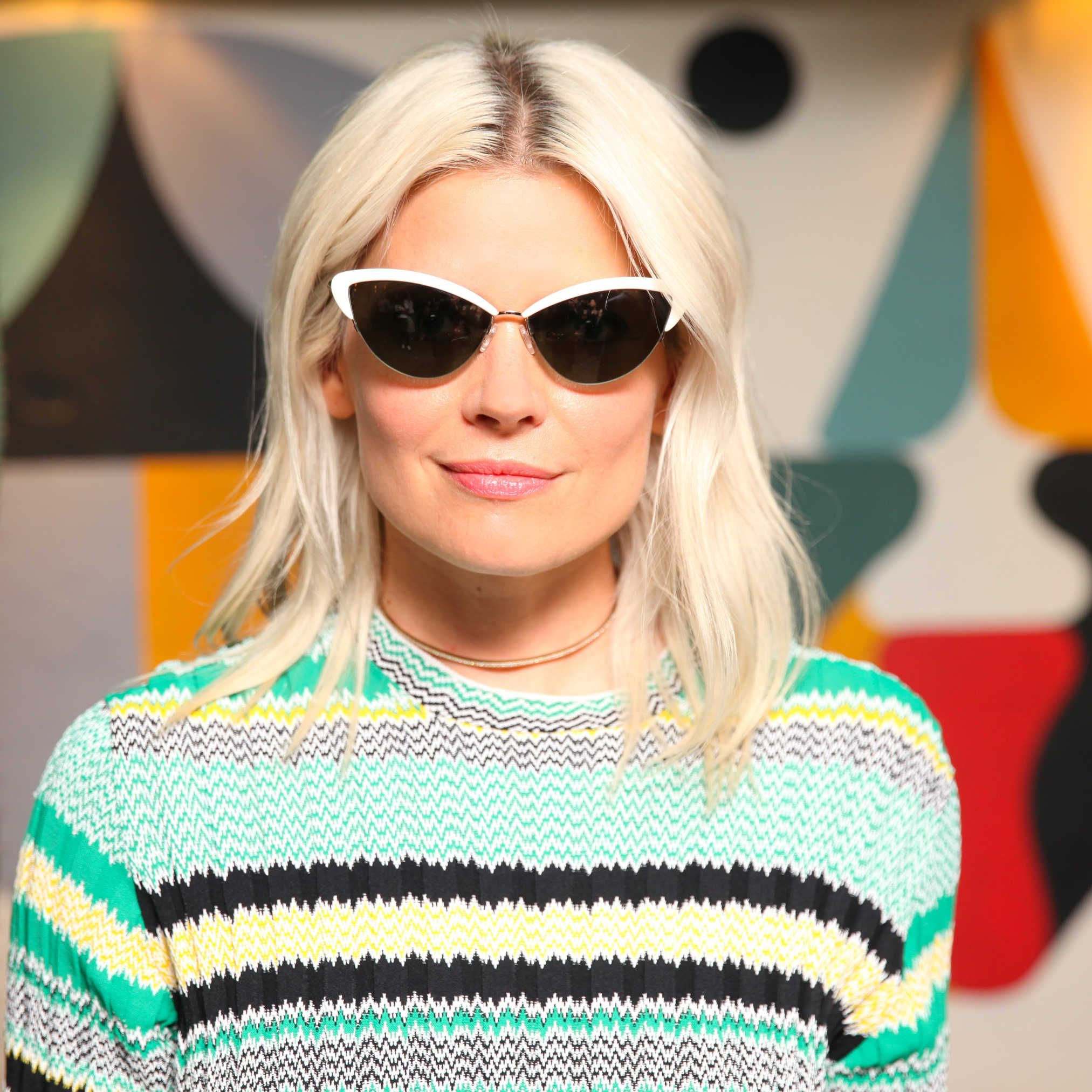 6d1fbf5cb3afd Celebrity Stylist Kate Young on Designing Sunglasses and Sienna Miller s  Sartorial Comeback. It s been a busy week for Young