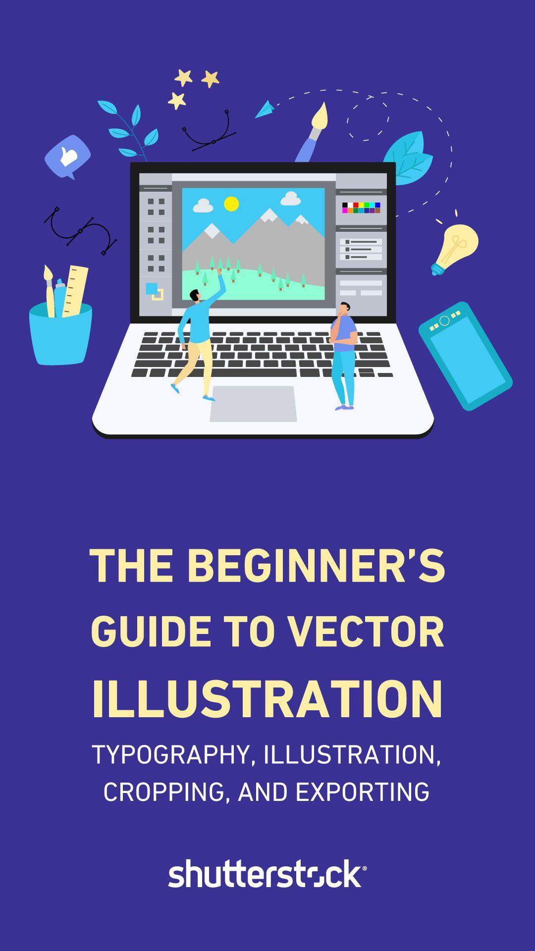 Illustrator FAQ The Total Beginner's Guide to Vector