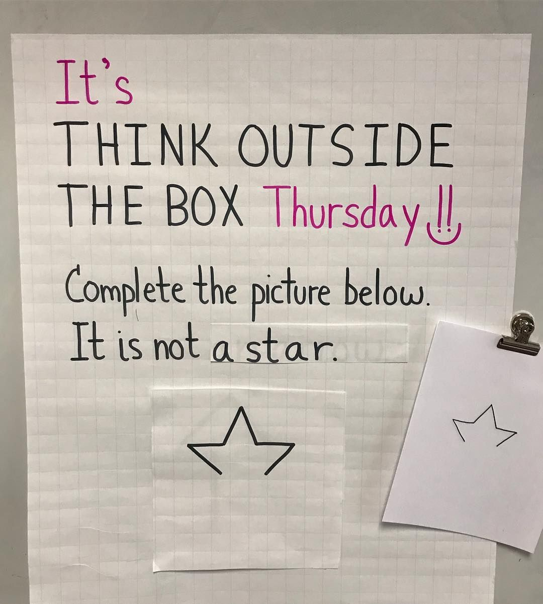 Think Outside The Box Worksheets Printables 4th Grade