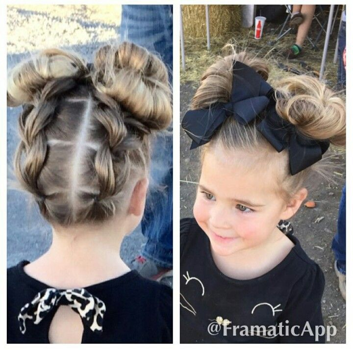Cute Kids Updo Hairstyle Hairlikehers Girl Hair Dos Baby Hairstyles Girls Updo Hairstyles