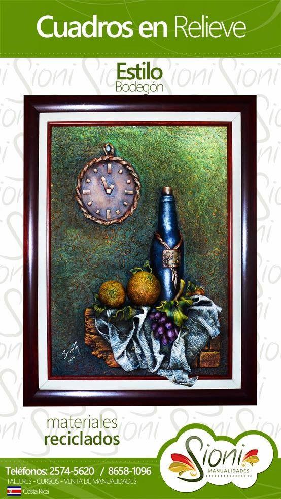 Una p gina para confeccionar trabajos manuales como tejas for Paginas decoradas