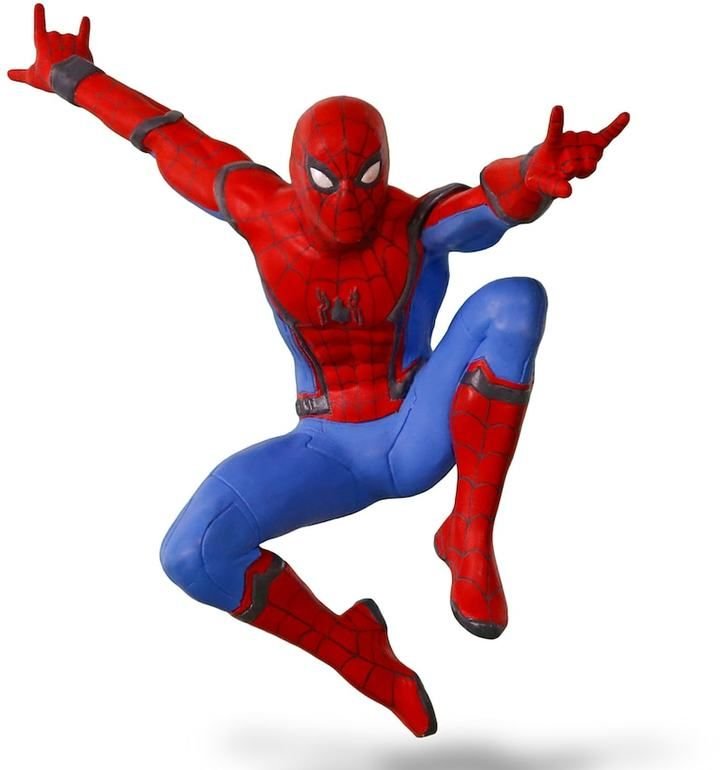 Hallmark Spider-Man: Homecoming A New Kind of Hero 2017 Hallmark ...
