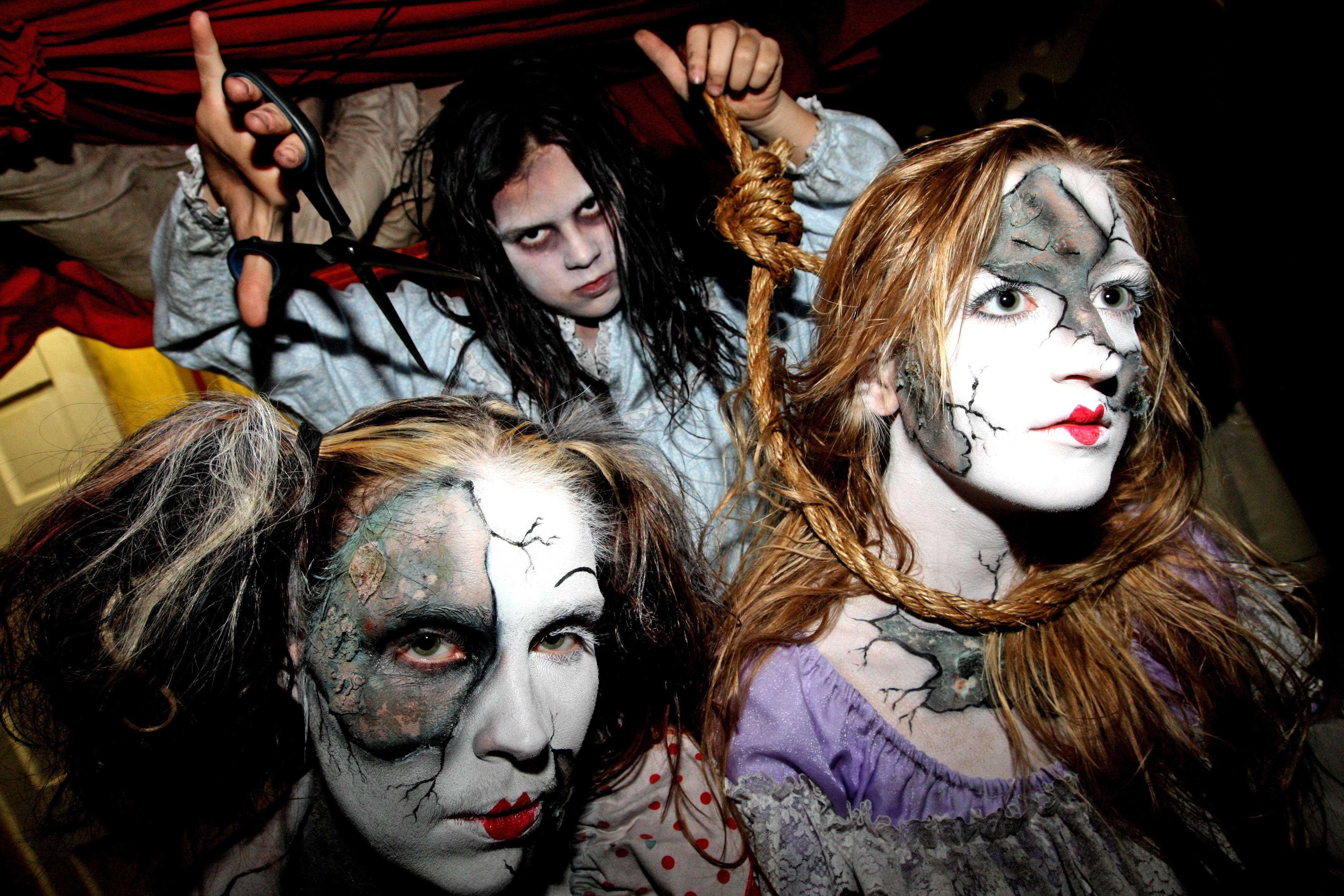america haunts member cutting edge in fort worth tx - Halloween In Fort Worth