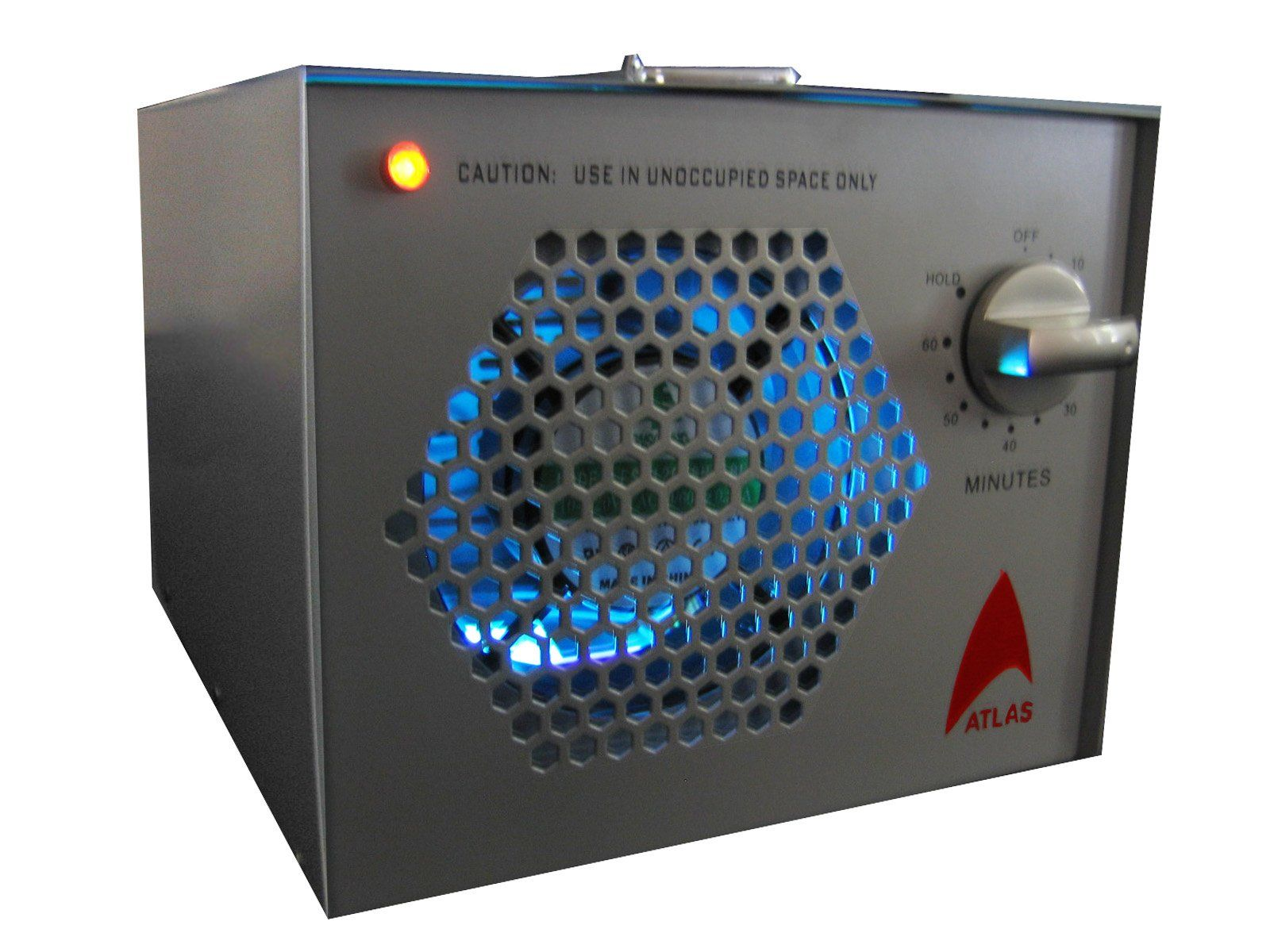 Commercial Ozone Air Purifier and it comes with 3 yrs