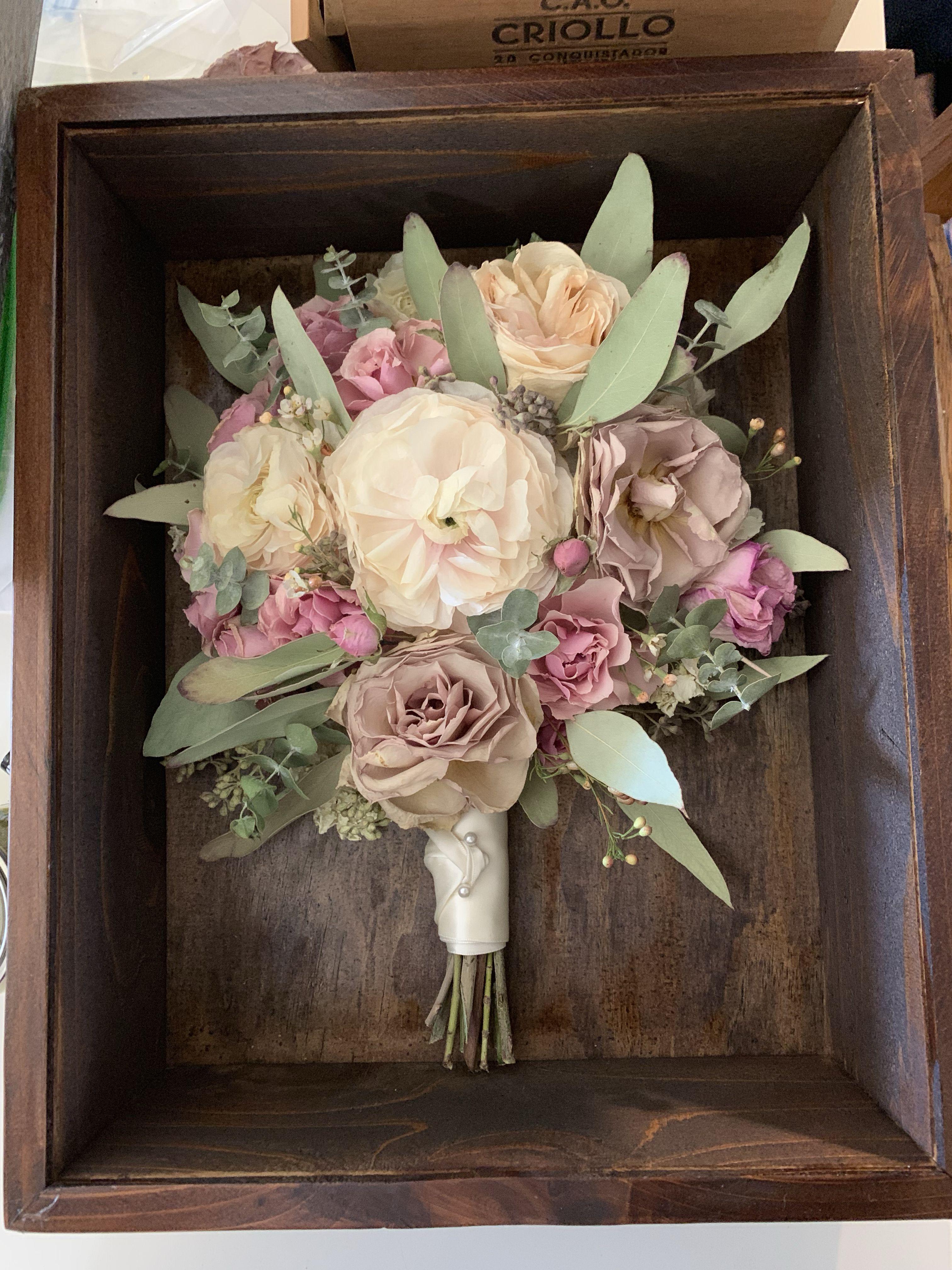 3d Wedding Bouquet Preservation Bouquet Preservation Wedding Bouquet Preservation Dried Flowers Diy
