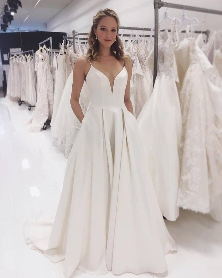 Mori Lee Wedding Dresses In Sydney Cheap Bridal Dresses Wedding Dress With Pockets White Evening Dress