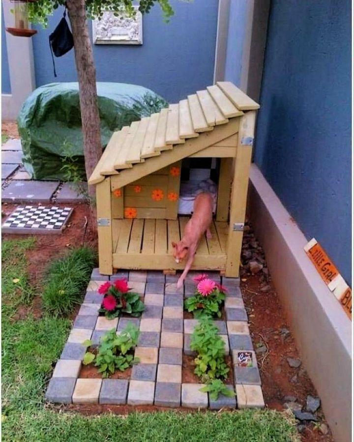 30 Best DIY Outdoor Cat House Plans