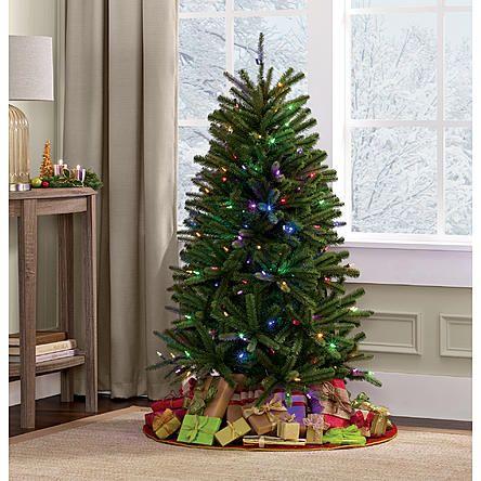 Sears Com Pre Lit Christmas Tree Christmas Tree Lighting Holiday Decor
