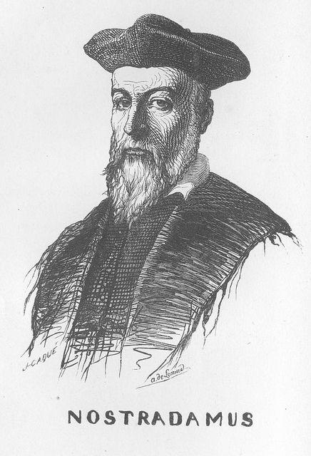 Nostradamus Prophecy Pagan Religions Astrology