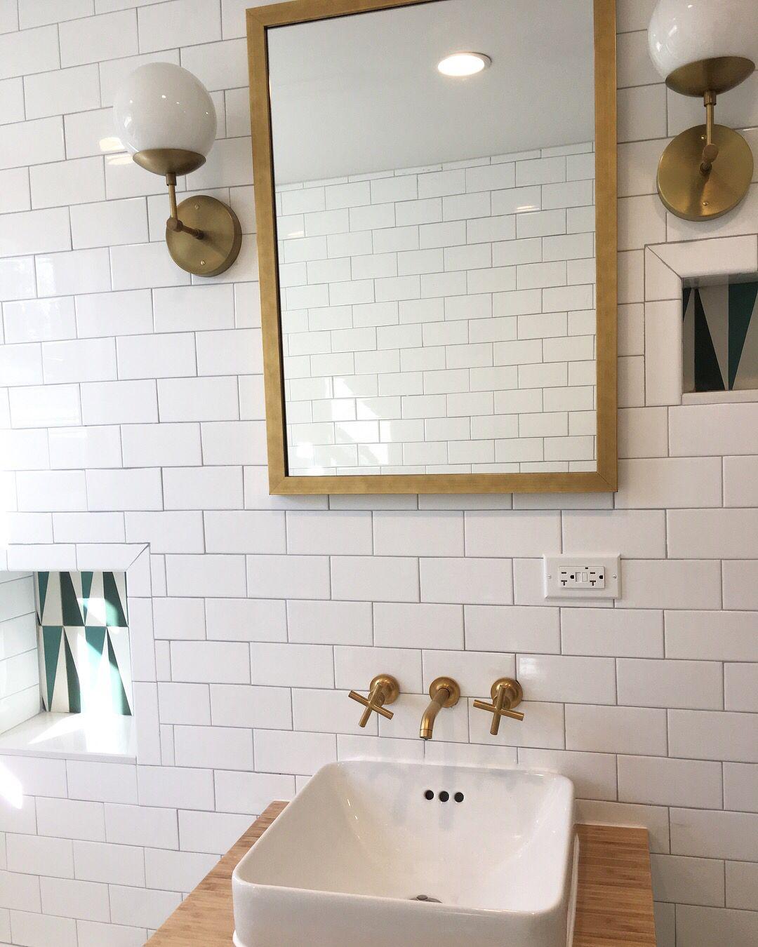 Before & After: A DIY Bathroom Disaster Made Good Again | Bathtubs ...
