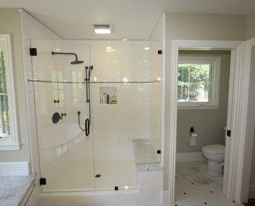 enclosed toilet room DIY Dream Home Master Ensuite Pinterest