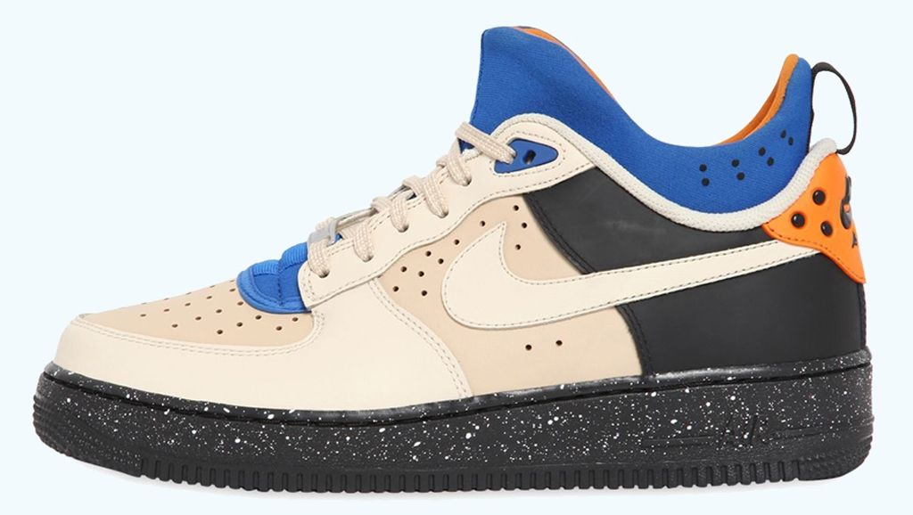 0a8b1f6be255a9 The Nike Air Force 1 and ACG Mowabb Made Love
