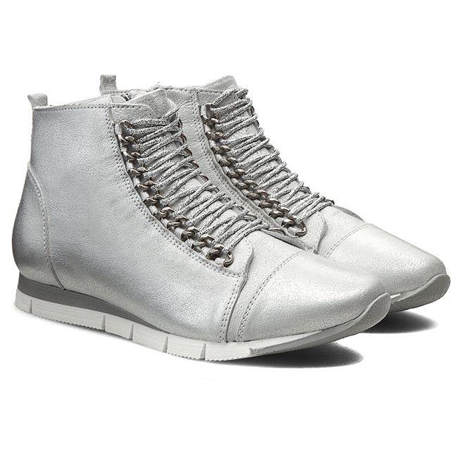 Sneakers CARINII - B3333 Dave Met Su 6651/037 Salida 2018 Más Nuevo qD9gOOi