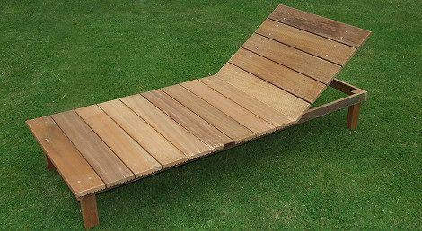 Gartenliege holz selber bauen  Gartenliege Holz Selbst Gebaut. die besten 25+ gartenliege leicht ...