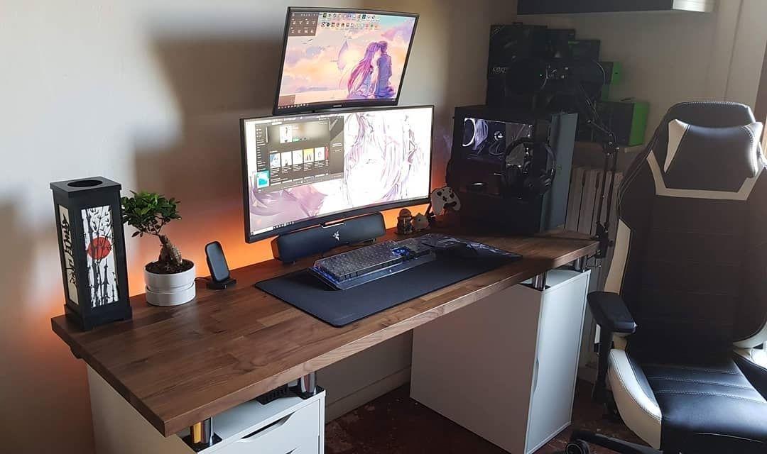 setupgamingfr  gaming  setup gaming  room gamer  room