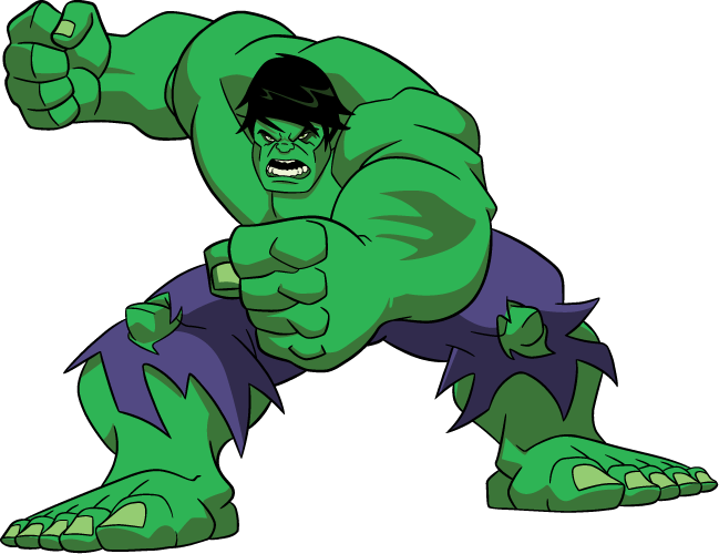 Superhero Printables Marvel Animation Avengers Earth S Mightiest Heroes Hulk Coloring Pages