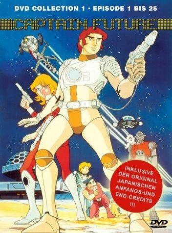 Captain Future Film Besetzung