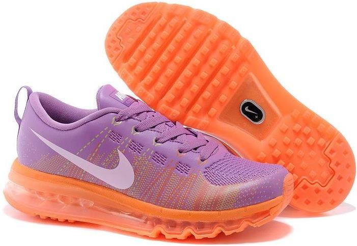quality design 29040 2907b Nike Flyknit Air Max Women s Purple orange Air Max Flyknit Women - Nike  official website Up to discount
