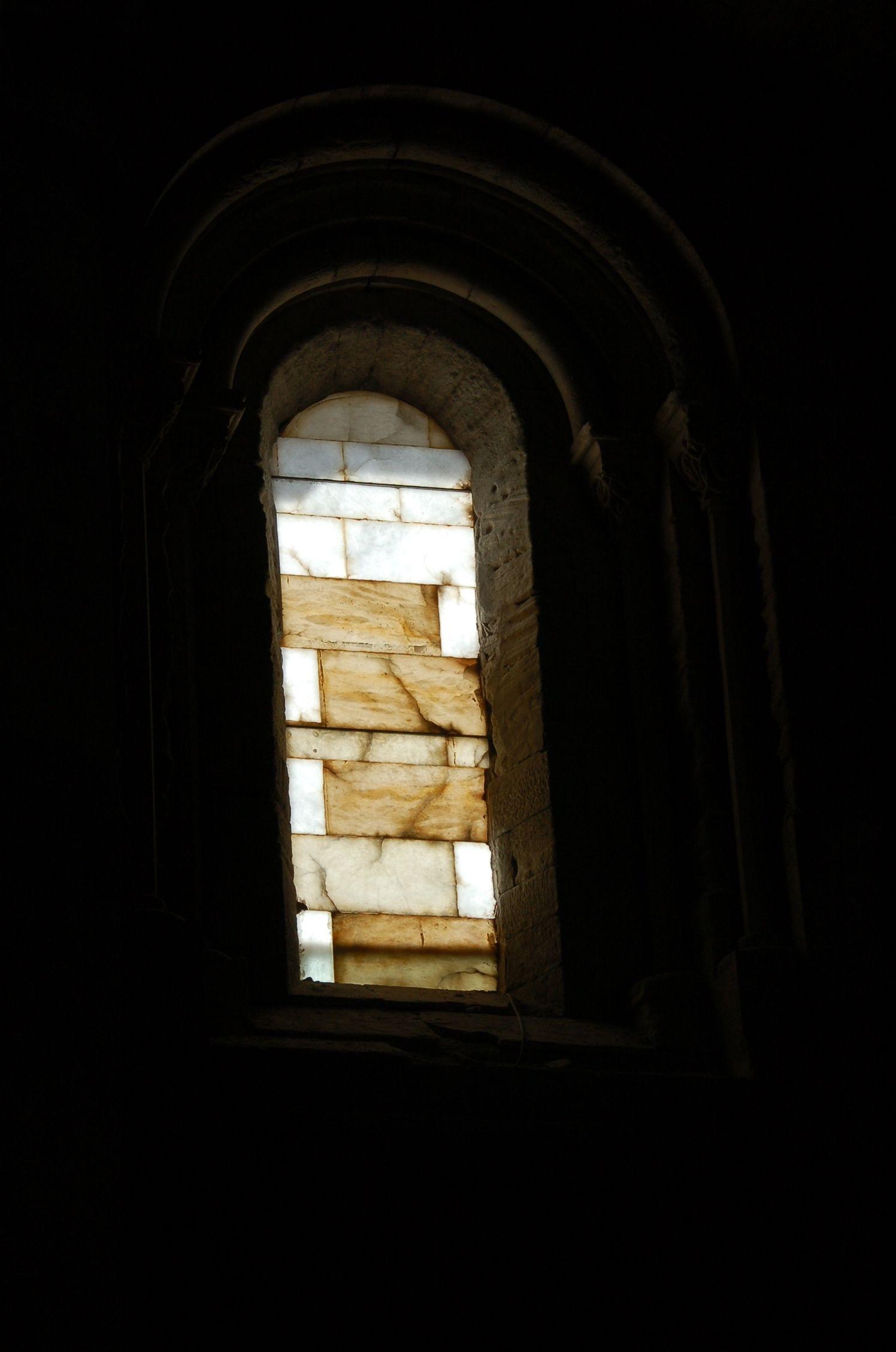 finestral d'alabastre