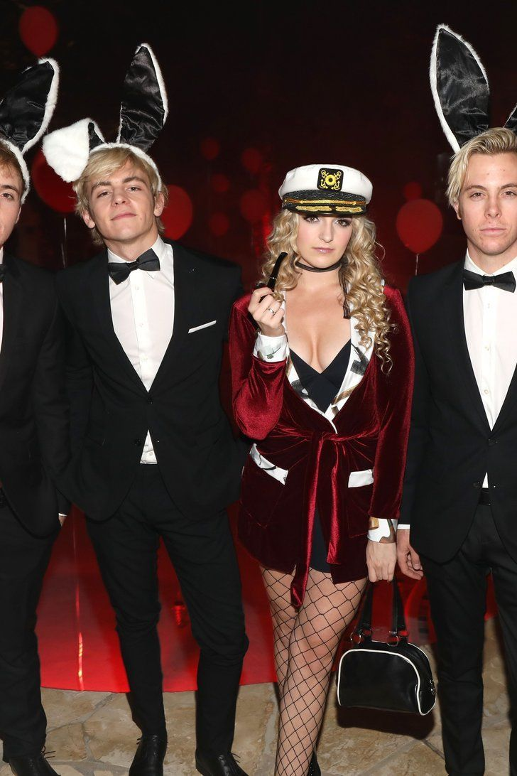 You'll Love How This Band Flipped the Script on Their Playboy-Themed Halloween Costume