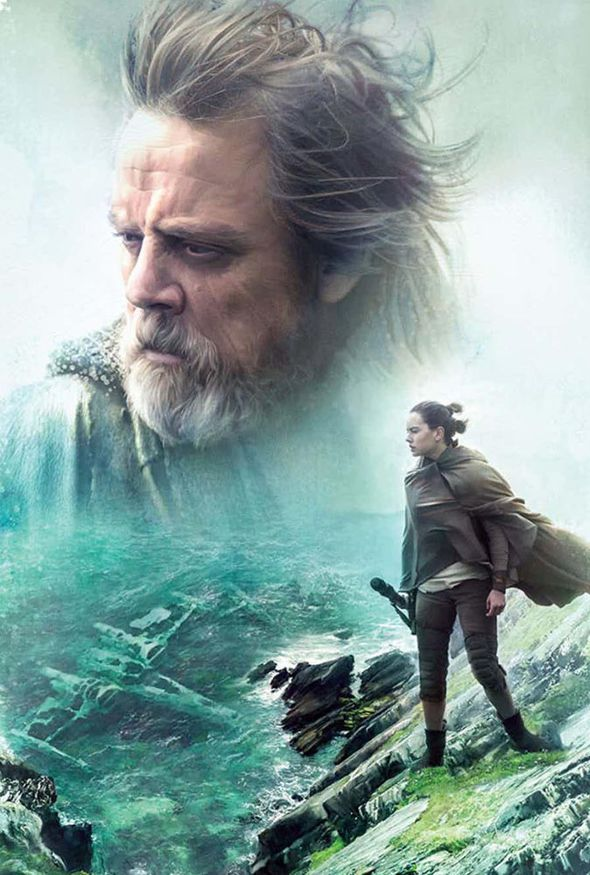 Star Wars 8 Opening Scene Revealed New Image Shows Exactly How The Last Jedi Will Start Star Wars Models Star Wars Wallpaper Star Wars Poster