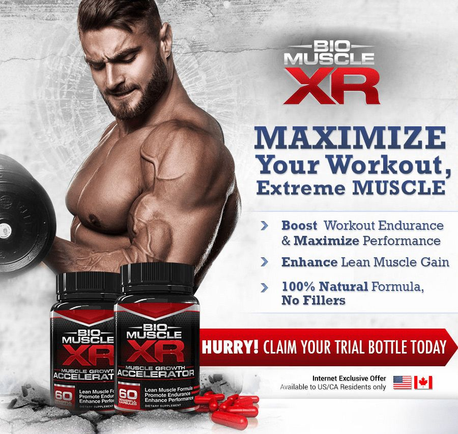 bio muscle xr is a dietary supplement that is proven effective it