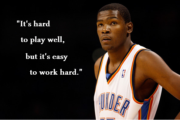 Basketball Quotes, Kevin Durant