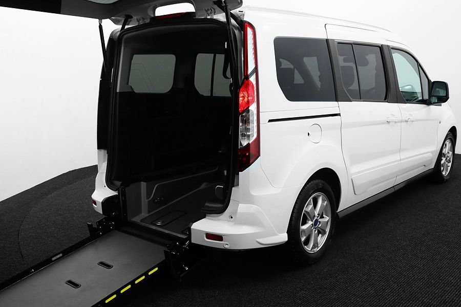 High Specification Wheelchair Accessible Vehicle Exclusively Available F Wheelchair Accessible Vehicle