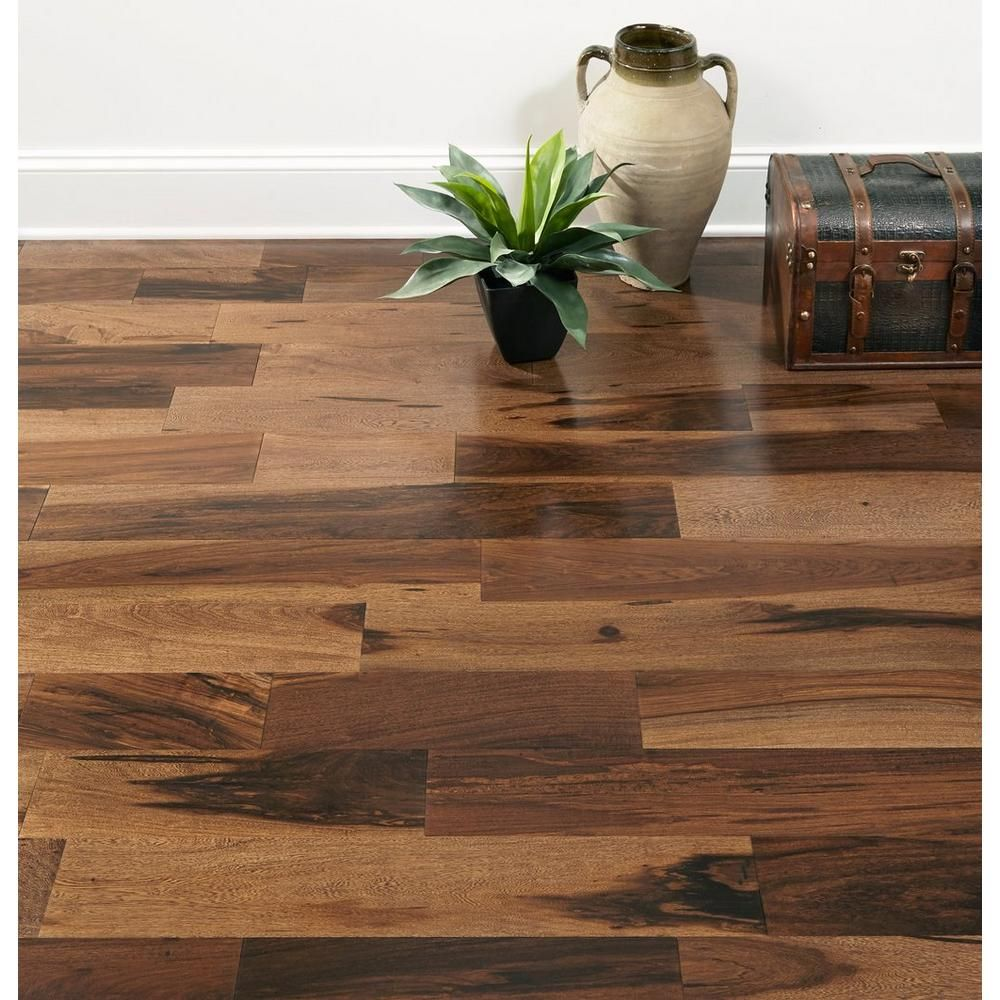 Brazilian Pecan Coco Engineered Hardwood Floor Decor Engineered Hardwood Hardwood Hardwood Floors