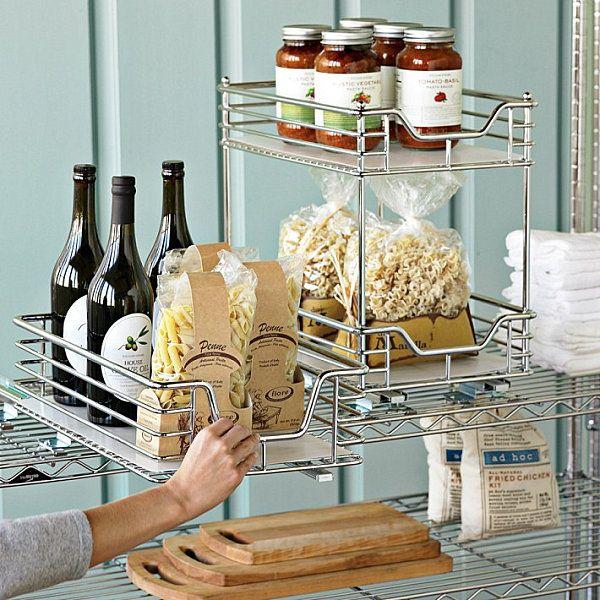 Coole Aufbewahrung Ideen für Ihre Küche | Wohnen | Pinterest | Platz ...