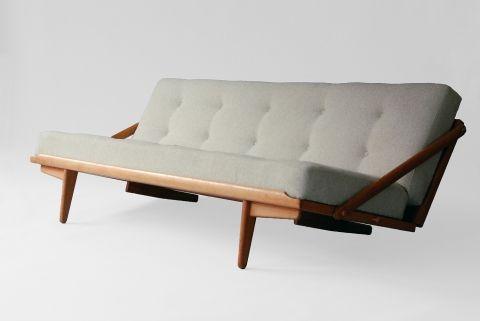 Retro Modern Couch Futon Couches