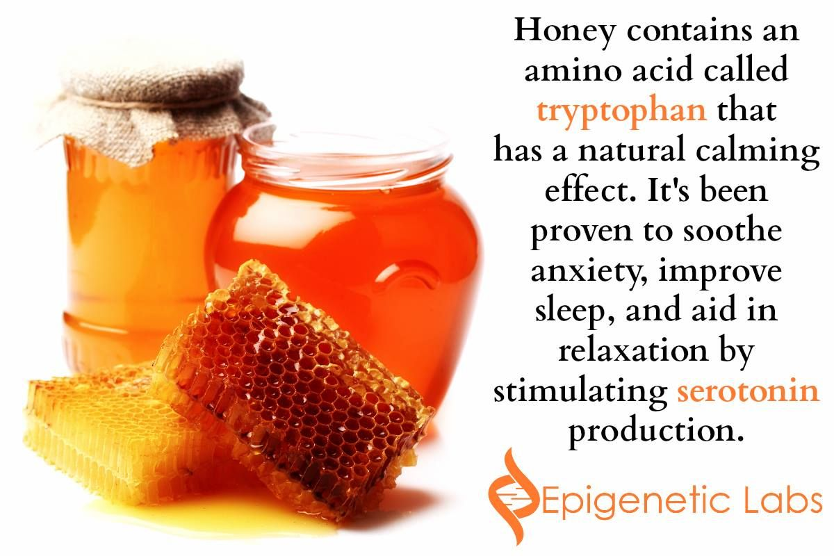 """""""Honey contains an amino acid called tryptophan that has a natural calming effect. It's been proven to soothe anxiety, improve sleep, and aid in relaxation by stimulating serotonin production."""" Yes, and we couldn't be happier about it! Honey is fantastic! Please re-pin to help us educate others. Together we are changing the world and saving lives everyday. Join us for much more great information on The Truth About Cancer! <3"""